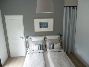 chambre gite #1 - grand lit